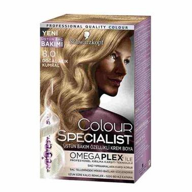 Luxy Bio  8.0 Doğal Açık Kumral Saç Boyası Kahve
